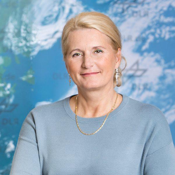 Prof Pascale Ehrenfreund