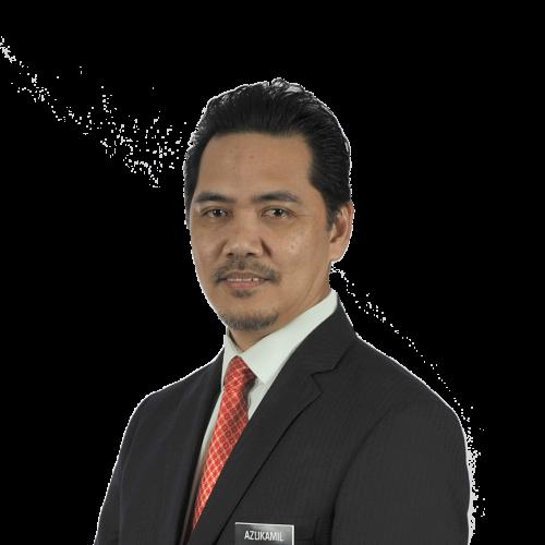 Mr Azlikamil Napiah