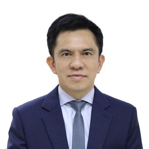 Dr Pakorn Apaphant