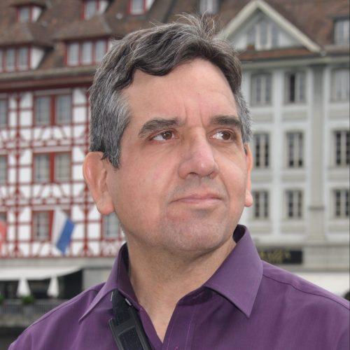 Dr Pablo Ghiglino